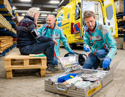 EHGV: Eerste Hulp Geen Vervoer